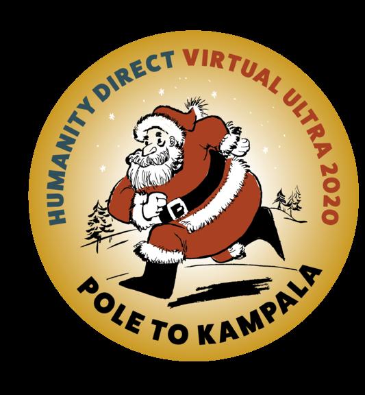 Humanity Direct Christmas Virtual Run