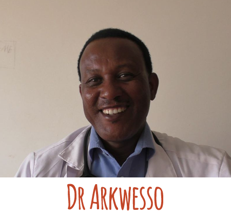 Dr Arkwesso